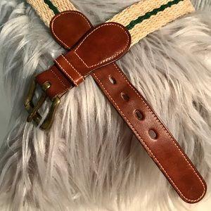 Dooney & Bourke belt